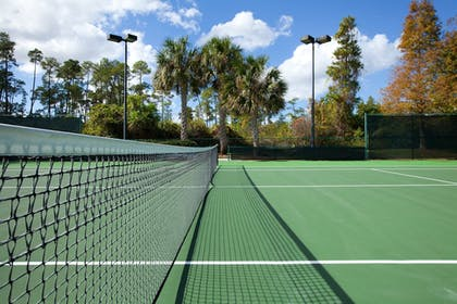 Tennis Court | Sheraton Vistana Villages Resort Villas, I-Drive/Orlando
