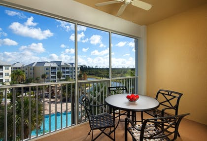 Terrace/Patio | Sheraton Vistana Villages Resort Villas, I-Drive/Orlando
