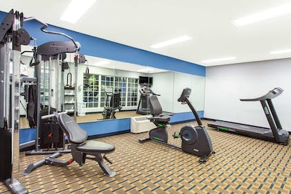 Fitness Facility | Baymont by Wyndham Jacksonville/Butler Blvd