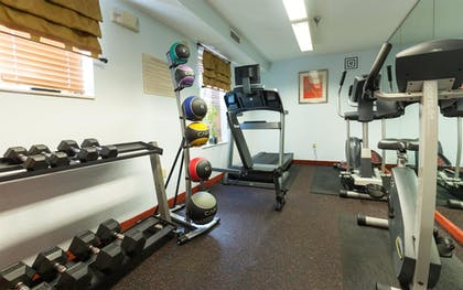 Fitness Facility | Hawthorn Suites by Wyndham Sterling Dulles