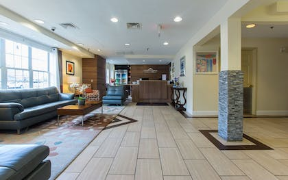 Lobby | Hawthorn Suites by Wyndham Sterling Dulles