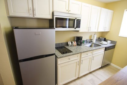In-Room Kitchen | Hawthorn Suites by Wyndham Sterling Dulles