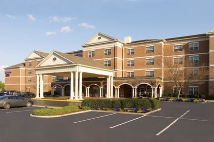 Hotel Front | Springhill Suites by Marriott Williamsburg