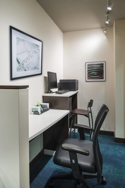 Business Center | Springhill Suites by Marriott Williamsburg