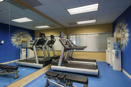Fitness Facility | Springhill Suites by Marriott Williamsburg