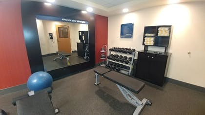 Gym | Hampton Inn and Suites St. Petersburg Downtown
