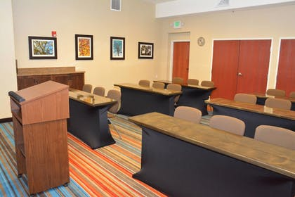 Meeting Facility | Fairfield Inn & Suites by Marriott Grand Junction Downtown