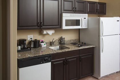 In-Room Kitchen | Fairfield Inn & Suites by Marriott Grand Junction Downtown