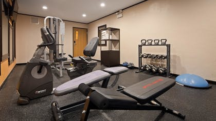 Fitness Facility | Best Western Plus Holland Inn & Suites