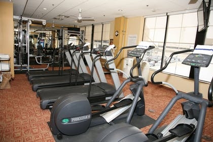 Fitness Facility | Holiday Inn Express & Suites Detroit Downtown