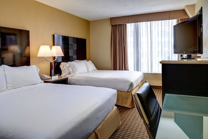 Guestroom | Holiday Inn Express & Suites Detroit Downtown
