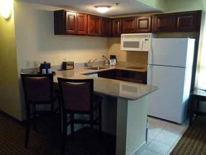 In-Room Kitchen | Holiday Inn Express & Suites Detroit Downtown