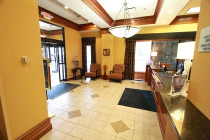Reception | Holiday Inn Express & Suites Detroit Downtown