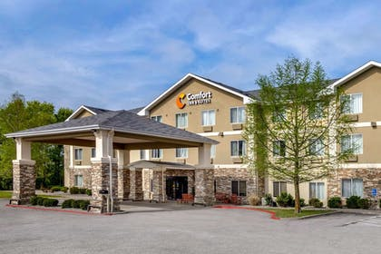 Featured Image | Comfort Inn and Suites Pittsburg