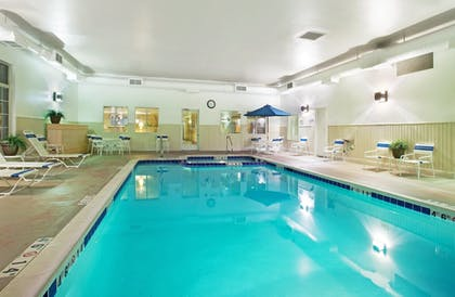 Pool | Holiday Inn Express & Suites New Buffalo