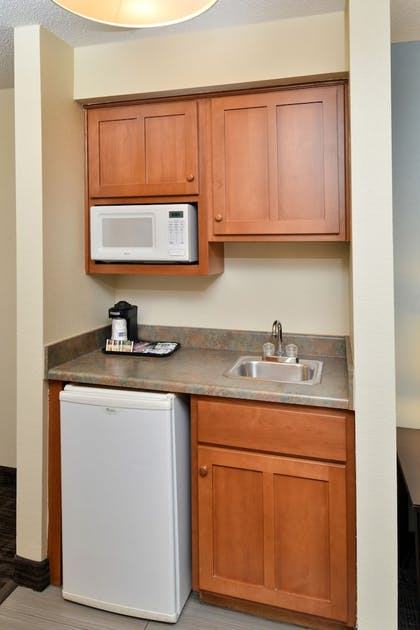 In-Room Amenity | Holiday Inn Express & Suites St Joseph