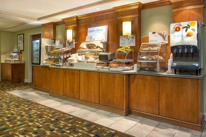 Restaurant | Holiday Inn Express Hotel & Suites Kalamazoo