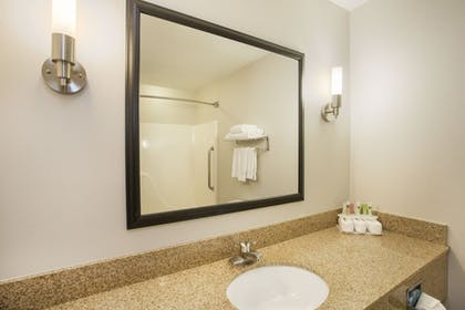 In-Room Amenity | Holiday Inn Express Hotel & Suites Kalamazoo