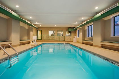 Pool | Holiday Inn Express Hotel & Suites Kalamazoo
