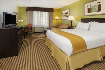 Guestroom | Holiday Inn Express Hotel & Suites Kalamazoo