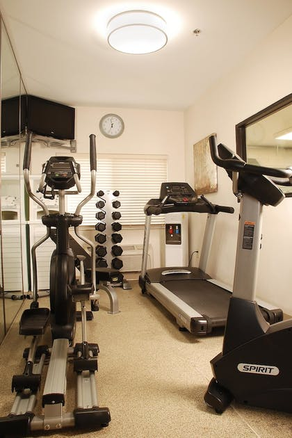 Fitness Facility | Best Western Port Huron Blue Water Bridge