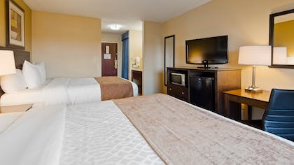 Guestroom | Best Western Port Huron Blue Water Bridge