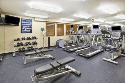 Fitness Facility | TownePlace Suites by Marriott Detroit Dearborn