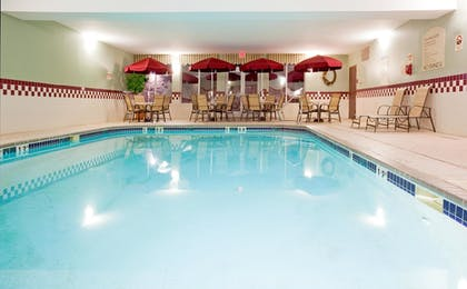 Indoor Pool | Holiday Inn Express & Suites Vadnais Heights