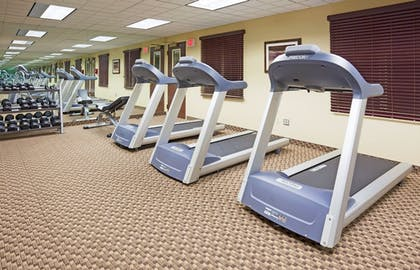 Gym | Holiday Inn Express & Suites Vadnais Heights