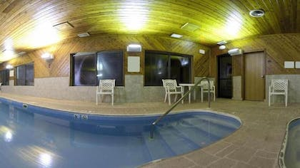 Indoor Pool | Holiday Inn Express & Suites Wauseon