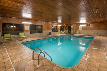 Pool | Holiday Inn Express & Suites Wauseon