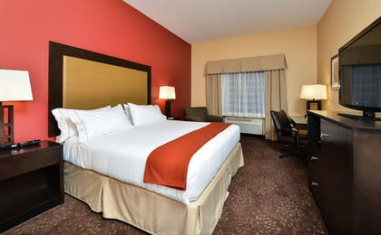 Guestroom | Holiday Inn Express Vancouver North - Salmon Creek