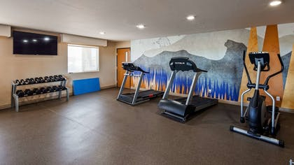 Fitness Facility | Best Western Snowflake Inn