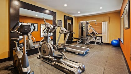 Fitness Facility | Best Western Plus Whitewater Inn