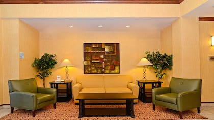 Interior | Holiday Inn Express Hotel & Suites Fort Atkinson