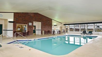 Pool | Holiday Inn Express Hotel & Suites Fort Atkinson