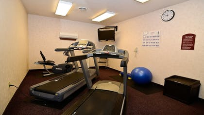 Fitness Facility | Holiday Inn Express Hotel & Suites Fort Atkinson