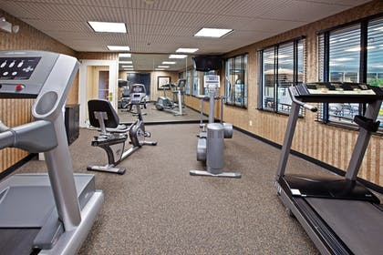 Fitness Facility | Holiday Inn Express Hotel & Suites Greenwood