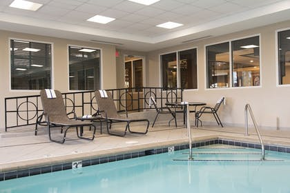 Pool | Holiday Inn Express Hotel & Suites Greenwood