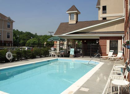 Pool | TownePlace Suites by Marriott Charlotte Univ. Research Park