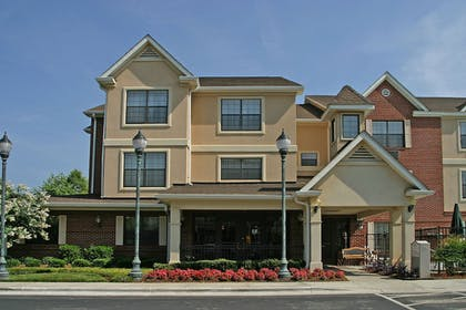 Hotel Front | TownePlace Suites by Marriott Charlotte Univ. Research Park
