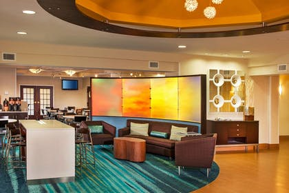 Lobby   SpringHill Suites by Marriott Charlotte Univ. Research Park