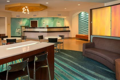 Lobby | SpringHill Suites by Marriott Raleigh-Durham Airport/Research Triangle
