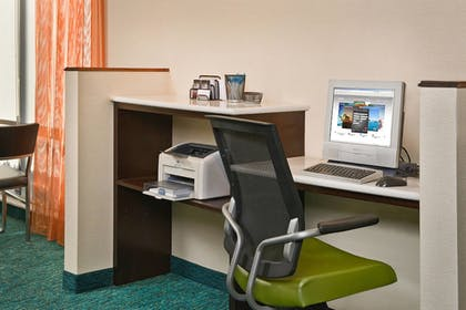 Business Center | SpringHill Suites by Marriott Raleigh-Durham Airport/Research Triangle