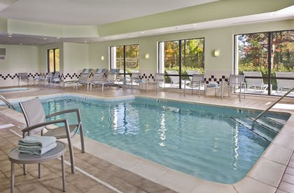 Indoor Pool | SpringHill Suites by Marriott Raleigh-Durham Airport/Research Triangle