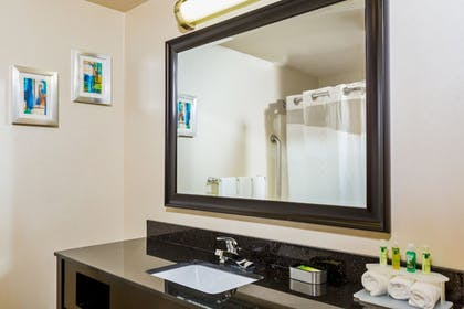 In-Room Amenity | Holiday Inn Express Hotel & Suites Mt. Holly