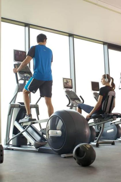 Gym | Holiday Inn Express Hotel & Suites Mt. Holly