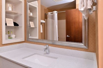 In-Room Amenity | Holiday Inn Express Hotel & Suites Cincinnati-Blue Ash
