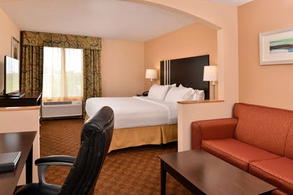 Guestroom | Holiday Inn Express Hotel & Suites Cincinnati-Blue Ash
