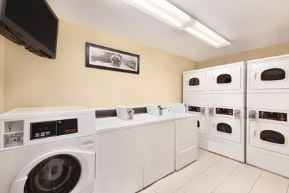 Laundry Room | TownePlace Suites By Marriott Denver Downtown